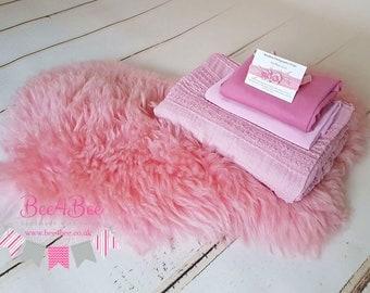 pink photo prop bundle RTS