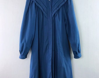 Long medieval vintage coat middle ages look in size Medium