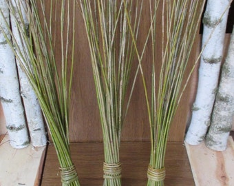 extra-long willow twigs, willow twigs, willow bundle, natural decor, rustic decor, eco wood decor,craft supply,vase filler