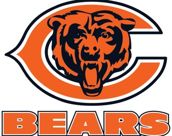 Chicago Bears  Decal/Sticker