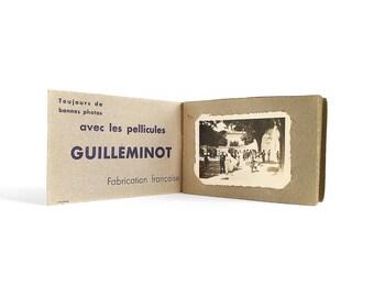 1930 Vintage Wedding Album - 16 Photographs - Southern France