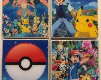 Pokémon Coasters