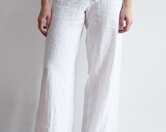 Comfortable Linen Pants for Everyday Wear