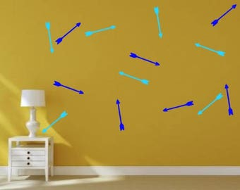 Arrows Wall Decal, Choose From Many Colours and Sizes