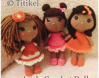 Little Crochet Doll to order