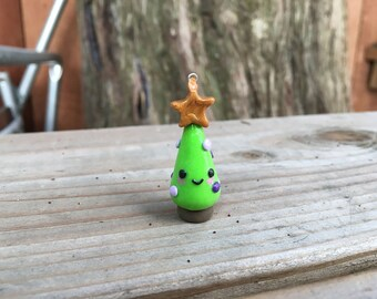 Chubby Tree Charm