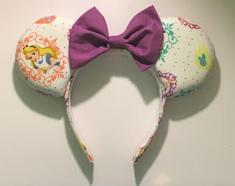 Alice inspired Mouse Ears: RTS!