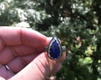 Lapis Ring- Size 7