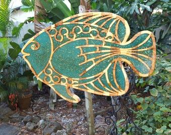 Fish Suncatcher