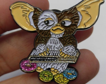 Holiday Set Gizmo Lapel Pins
