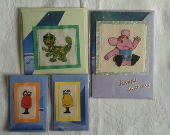 The Clangers Cards and Gift Tags