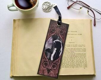 Bookmark Daenerys, Mother of Dragons - illustrated, laminated, handmade