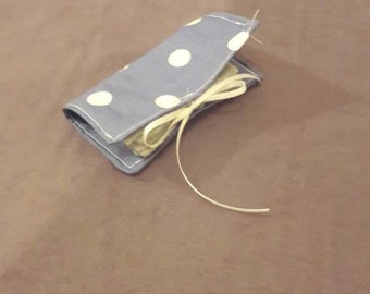 Fleece needle case!