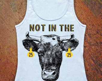 Not In The Moood Tank Top