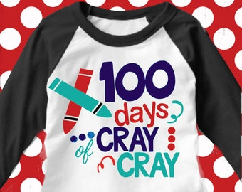 100th day of school svg, 100 days svg, teacher svg, school,SVG, DXF, EPS, 100 days of school, 100 days of cray cray svg, hundredth day svg