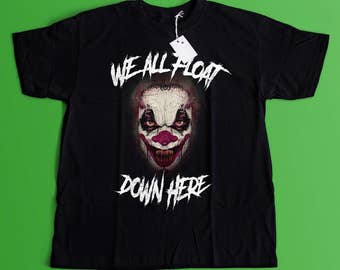 We All Float Down Here - Stephen King's IT - Creepy Clown | Freak Show | Pennywise | evil clown