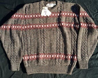 Vintage London Fog Sweater (Free Shipping)