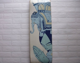 Limited edition Sam Flores skate deck UPPER PLAYGROUNG