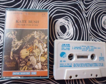 "1980 tape Kate Bush ""never for ever"""