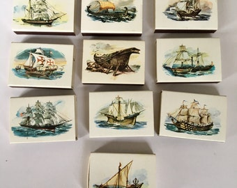 All the matchboxes you see
