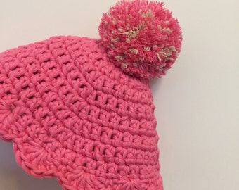 SOLD OUT - Organic Cotton Baby Beanie