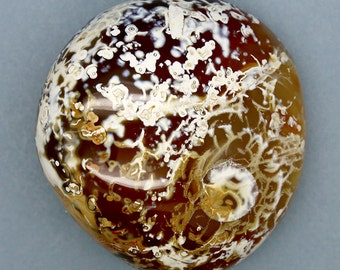Decorative Patterned Agate Stone – 297g