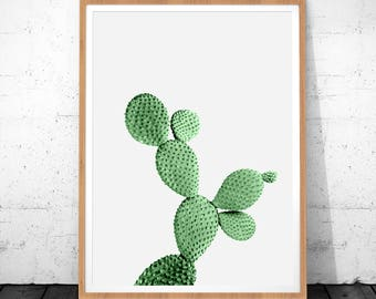 Cactus Print Art, Cacti Print, Plant Print, Botanical Print, Cactus Art, Cactus Decor, Digital Prints Wall Art, Cactus Poster, Plant Art