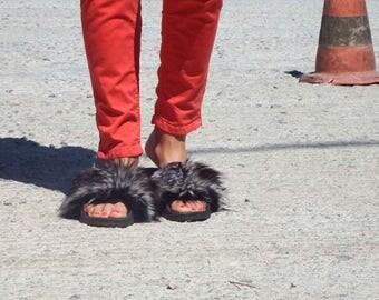 Fluffy Feet