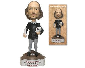 William Shakespeare Collector Bobblehead