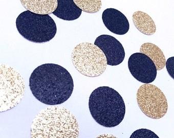 All Glitter Black and Gold Confetti, Graduation Confetti, Black and Gold Party, Birthday Confetti, New Year Confetti, Wedding, Bachelorette