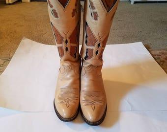 Tony Lana Western Boots