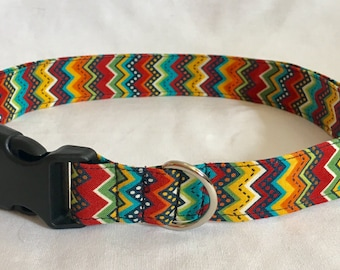 Southwest Chevron Collar