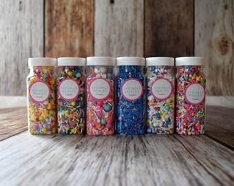 Sweetapolita- Make Believe Variety Pack-6 pack of 4 ounce bottles