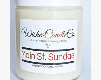Main St. Sundae™ Candle With Free Pin Inside