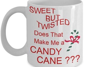 Sweet But Twisted Coffee Mug