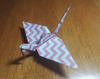 20 Origami Crane Wedding Favors Baby Girl P1/11