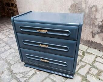 Mid century Dresser upcycled redesigned