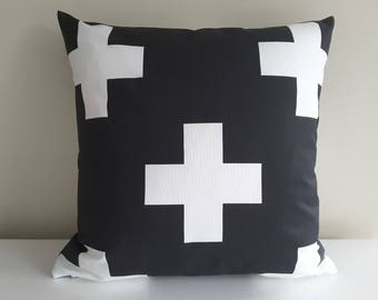 "Pillowcase ""Swiss Cross"""