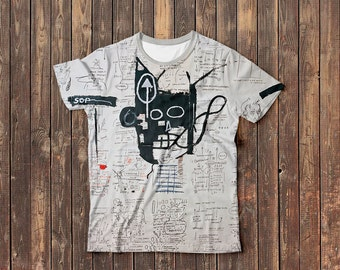 Abstraction t-shirt, printing, all sizes