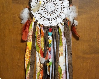 Bohemian Dreamcatchers for Home Decor, Nursery, Child's room, Gift or Wedding Decor and/or gift