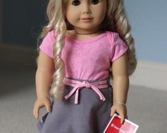 American Girl doll Custom- Caroline