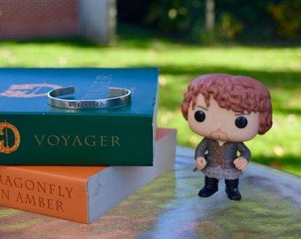 Sassenach Bracelet: Outlander Inspired
