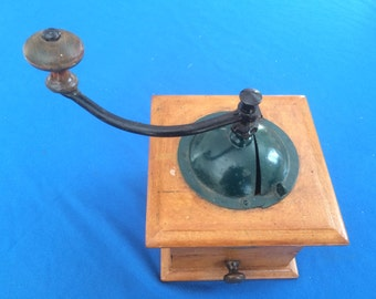 "French Vintage ""Peugeot"" coffee grinder"