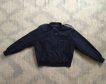 Members Only Jacket (Navy Size Large)
