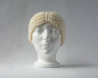 Cinched Head Wrap