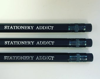 Stationery Addict pencil