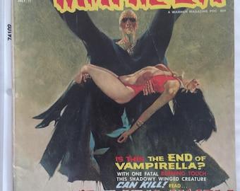 Vampirella VAMPI #12 (July 1972) Comic
