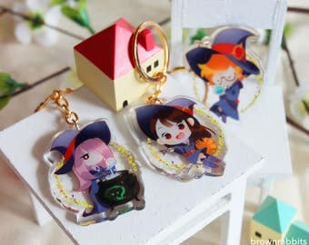 Little Witch Academia Charms