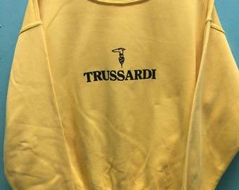 Vintage 90s Trussardi Sweatshirt