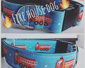 the Fire House Dog
